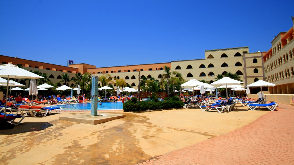 Hotel Playamarina Spa ****