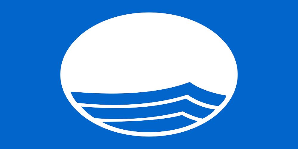 Bandera Azul Isla Canela