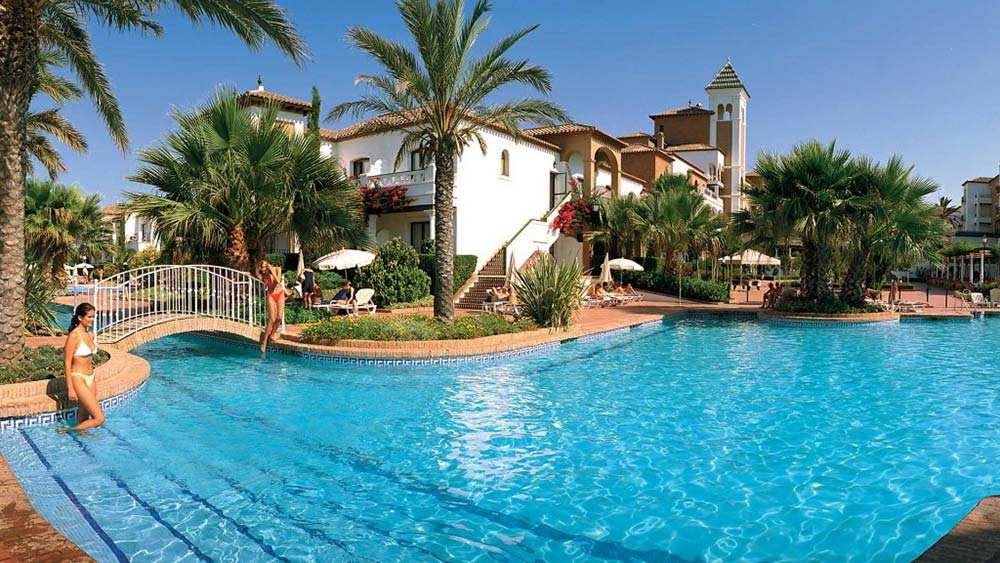 Hotel Barceló Isla Canela ****