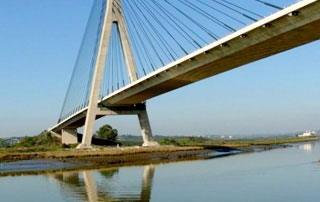 puente rio guadiana