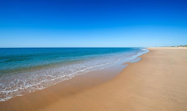 Playa Isla Canela-Huelva